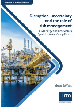 IRM Energy and Renewables Special Interest Group Report