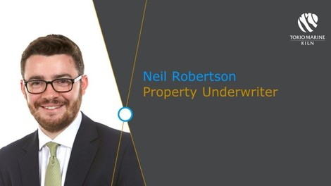 TMK's Neil Robertson tops the Gracechurch Leading London Underwriters rankings for property in 2021.