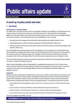 Public Affairs Update Issue 2 2016