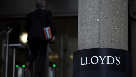 Lloyd's of London ditches plan to create own electronic exchanges - Reuters