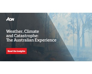 Weather, Climate and Catastrophe: The Australian Experience