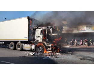Looted, destroyed big businesses 'desperate for cash' as they wait for Sasria payments - ICA - Fin24