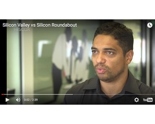 Silicon Valley vs Silicon Roundabout