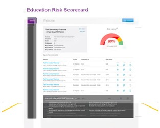 Education Risk Scorecard from Willis Towers Watson