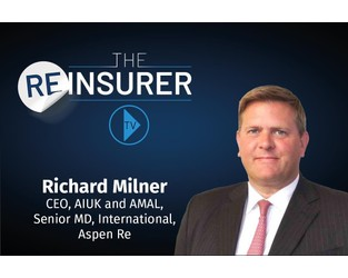 """Aspen Re's Milner: Casualty business must be """"viable"""""""