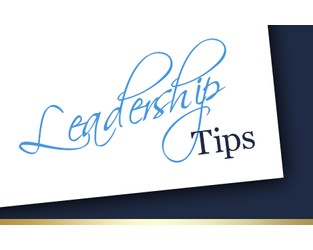 Don't Let Exhaustion Keep You Down: Leadership Tips