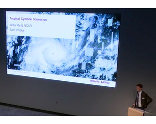 The Willis Research Network Seminar Autumn 2018: Tropical Cyclone Scenarios