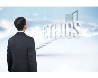 Can Ethics Be Taught? Study Assesses Ethics Training on Financial Sector Behavior.
