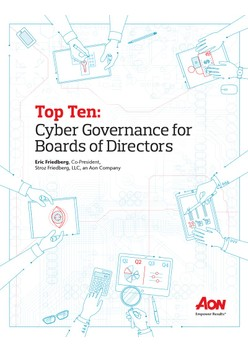 Top Ten: Cyber Governance for Boards of Directors