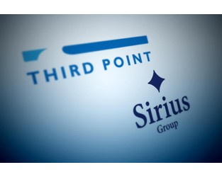 Third Point Re to combine with Sirius and rebrand as SiriusPoint