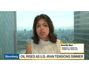 Persian Gulf Oil Shipments Now Cost More Than $500,000 to Insure - Bloomberg