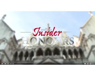 The Insurance Insider Honours 2012