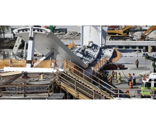 Last trial date set in fatal FIU bridge collapse as criminal probe continues - Construction Dive