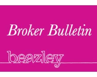 Beazley Broker Bulletin