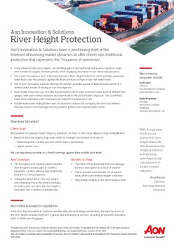 River Height Protection