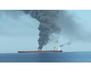 Marine war market braced for $50mn loss following Persian Gulf attacks