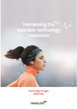Report: Harnessing the wearable technology revolution