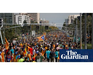 Catalonia general strike brings Barcelona to standstill - The Guardian