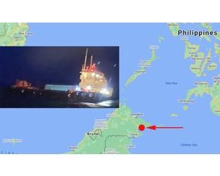 Offshore supply tug sank in Sulu sea, northeast Borneo - FleetMon