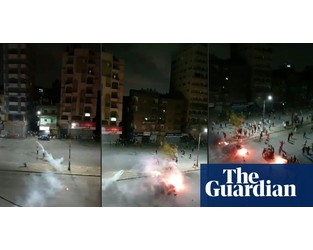 Hundreds of Egyptians arrested in latest wave of protests against Sisi - The Guardian