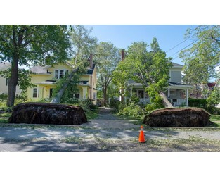 Hurricane Dorian Caused More Than C$105M in Insured Damage to Atlantic Canada