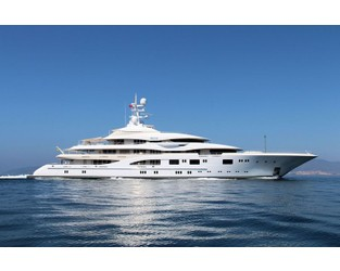 85m motor yacht Valerie on the market - Superyacht Times