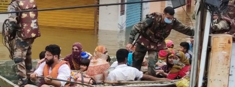 Severe floods claim 47 lives, damage more than 900 000 ha of crops in Maharashtra, India - The Watchers