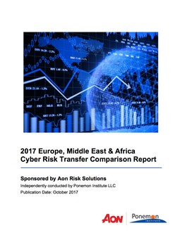 2017 Europe, Middle East & Africa Cyber Risk Transfer Comparison Report