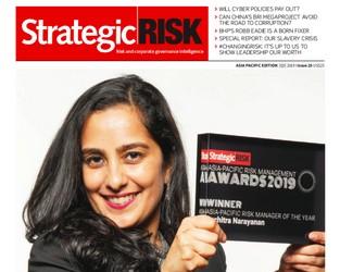 StrategicRISK Asia-Pacific (Issue 25)