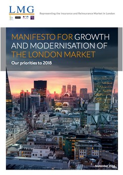 London Market lays out manifesto for the future
