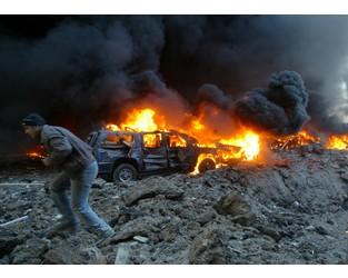 Timeline: Lebanon's ordeal - Economic and political crises since civil war - Reuters