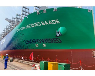 New report argues LNG as a fuel could worsen shipping's climate impact - Splash 24/7
