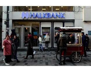 U.S. seeks big contempt fines against Turkey's Halkbank - Reuters