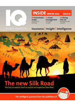 'Wholesale Statement' as featured in IQ Magazine Page 48