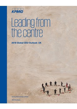Leading from the centre