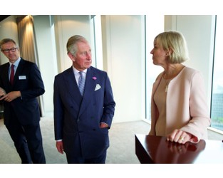 Willis Towers Watson hosts HRH The Prince of Wales
