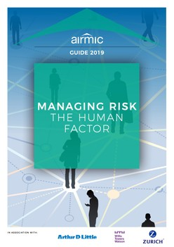 Managing Risk: The Human Factor