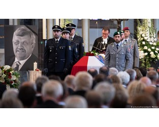 Walter Lübcke murder raises specter of neo-Nazi terrorism - Deutsche Welle