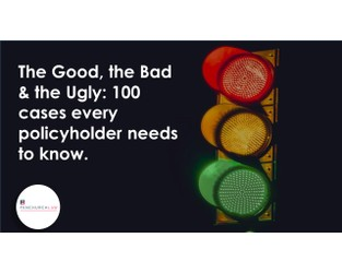 The Good, the Bad & the Ugly: 100 cases every policyholder needs to know. #9 (The Good). UK Acorn Finance Ltd v Markel (UK) Ltd