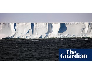 Melting Antarctic ice will raise sea level by 2.5 metres – even if Paris climate goals are met, study finds - The Guardian