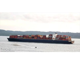 Containership Runs Aground Near New Orleans - Marine Link
