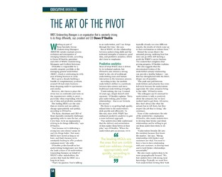 The Art of the Pivot - IQ