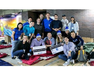 (Re)Insurance Sleep Out raises over $490k for homeless youth - PropertyCasualty360