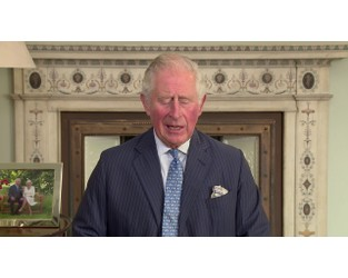 Collaborating to close the protection gap - HRH The Prince of Wales