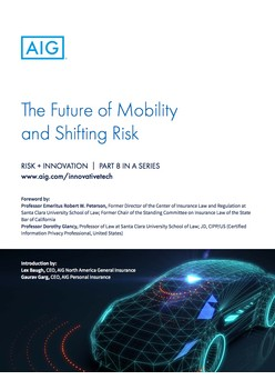 Report: The Future of Mobility and Shifting Risk