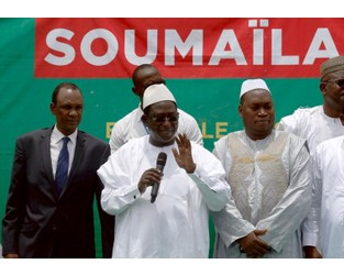 Mali opposition leader goes missing with 11 others - party - Reuters