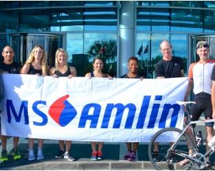 MS Amlin announces title sponsorship of the ITU World Triathlon Series in Bermuda