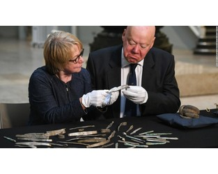 Church of Scotland sues for share of $2.5 million Viking treasure trove unearthed on church land - CNN
