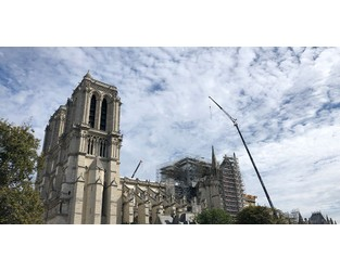 Inside Notre Dame: a blow-by-blow account of the restoration process - The Art Newspaper