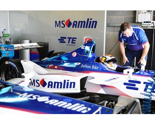 MS Amlin Andretti Team: Marrakesh Prix